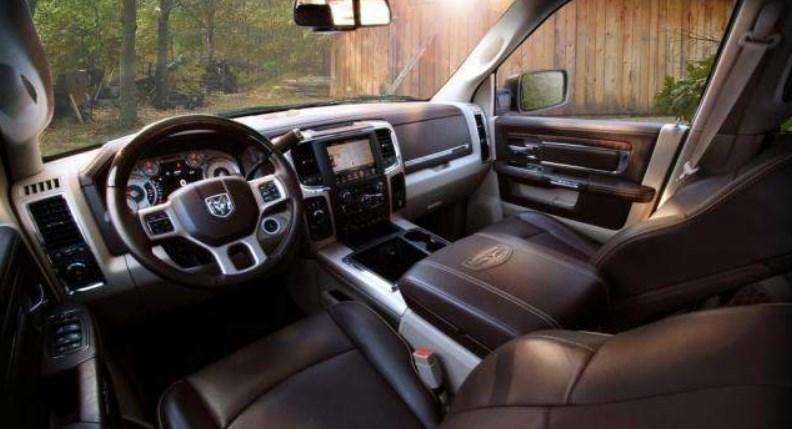 2019 Dodge 3500 Interior