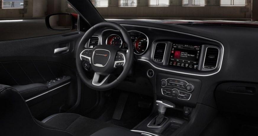 2019 Dodge Challenger Concept Interior