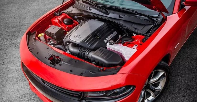 2019 Dodge Charger Engine