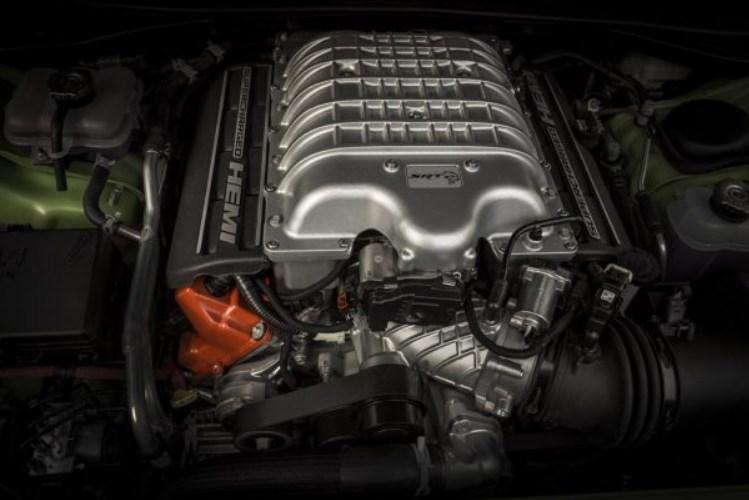 2019 Dodge Charger SRT Engine