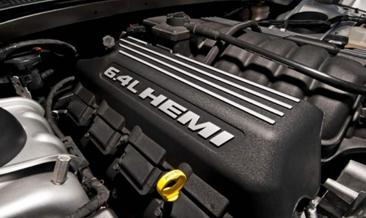 2019 Dodge Journey Crossroad Engine