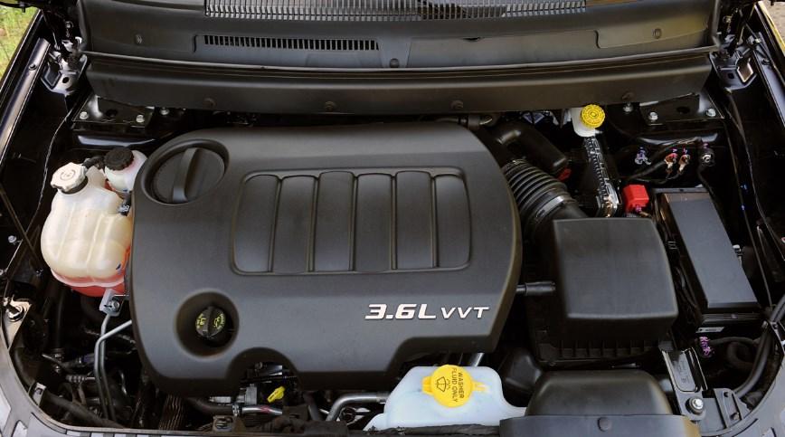 2019 Dodge Journey RT Engine