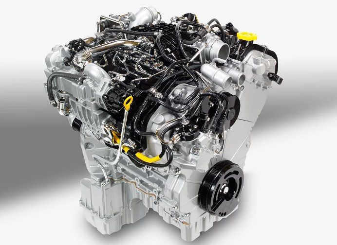 2019 Dodge Ram Engine