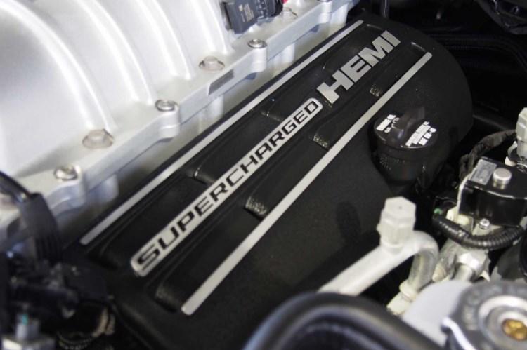 2019 Dodge SRT Challenger Engine