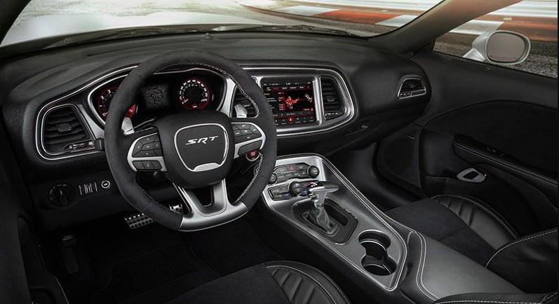 2019 Dodge SRT Challenger Interior
