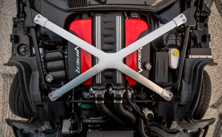2019 Dodge Viper 0-60 Engine
