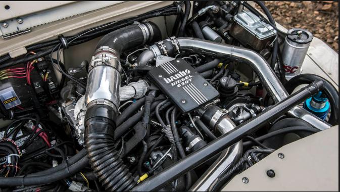 2019 jeep scrambler  engine