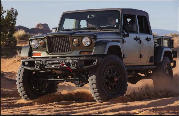 2019 Jeep Scrambler exterior