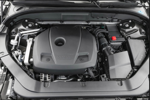 2019 Volvo S60 engine