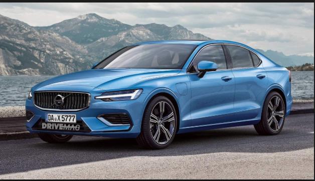 2019 Volvo S60 exterior