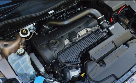 2019 Volvo xc40 engine
