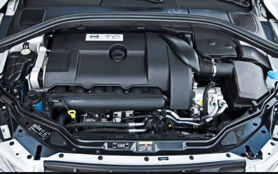 2019 Volvo xc60 engine