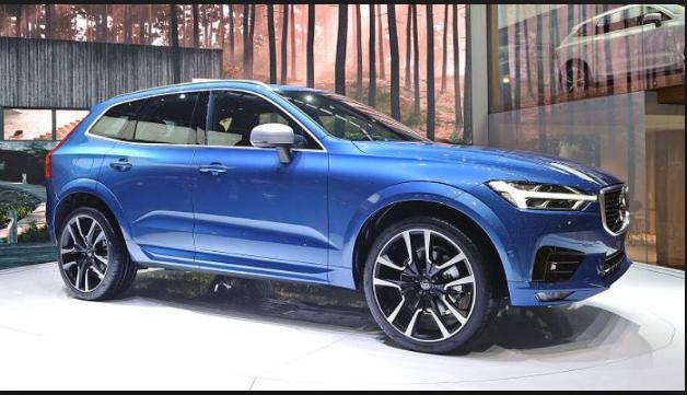 2019 Volvo xc60 exterior