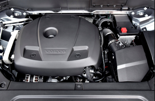 2019 Volvo xc90 engine