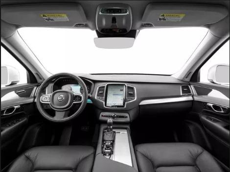 2019 Volvo xc90 interior