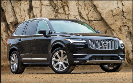 2019 Volvo xc90 reviewa