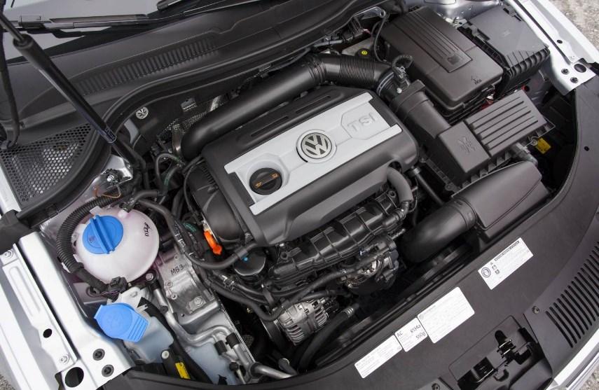 2020 CC VW motor Engine