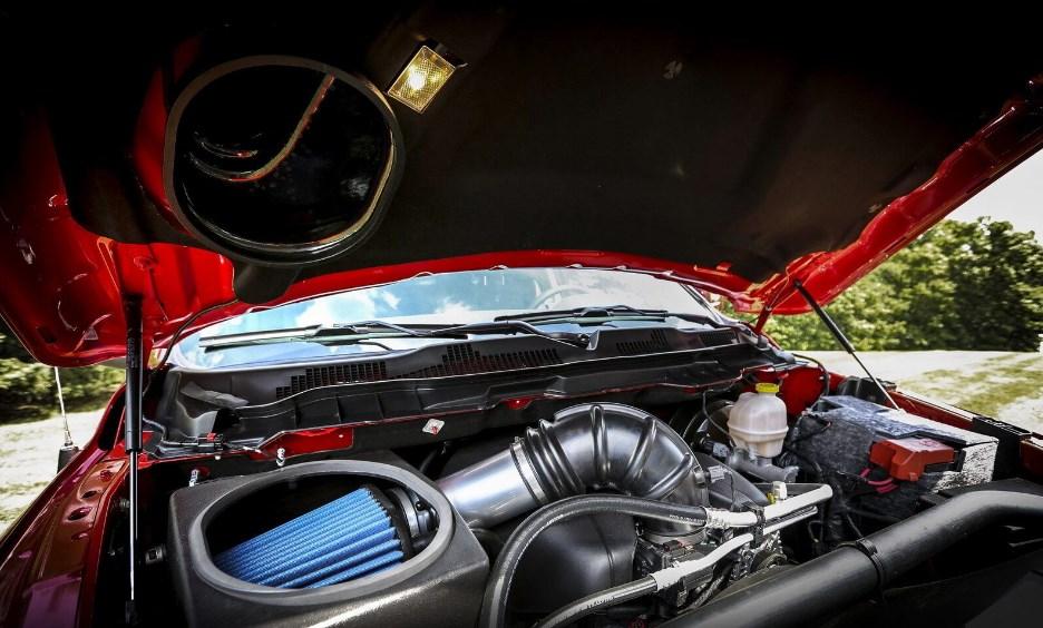 2020 Dodge 1500 Engine