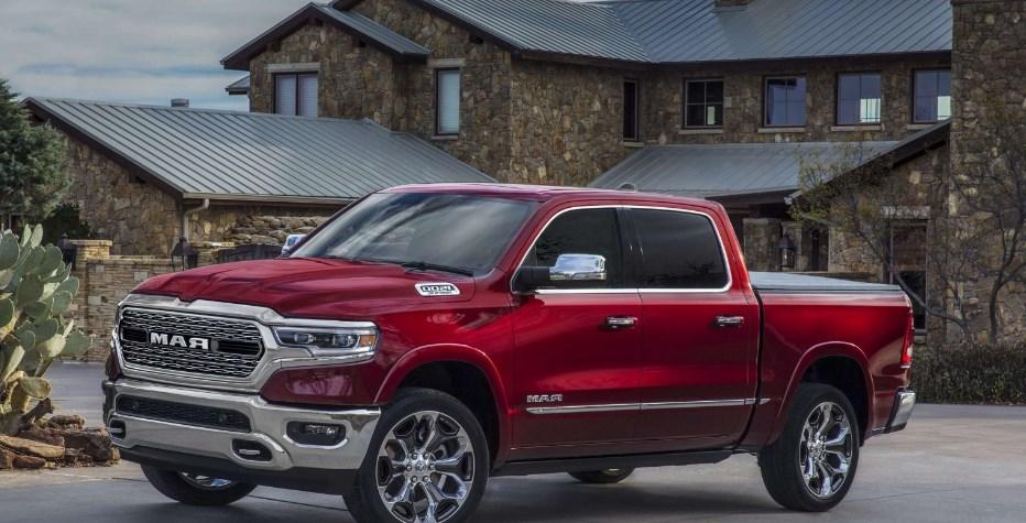 2020 Dodge 1500 Exterior