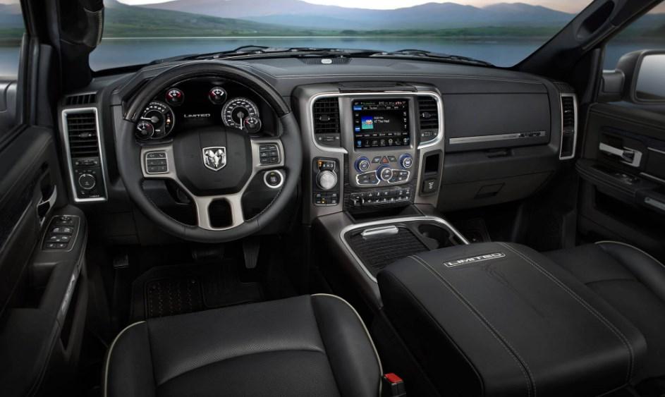 2020 Dodge 1500 Interior
