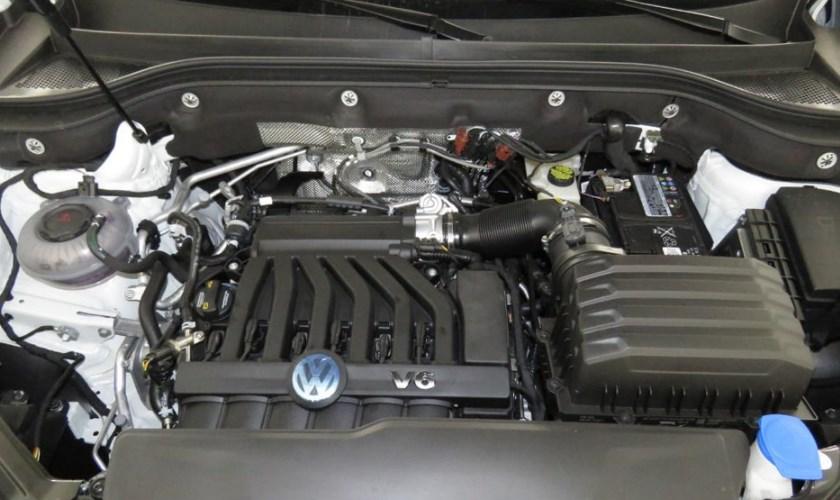 2020 VW Atlas Changes Engine