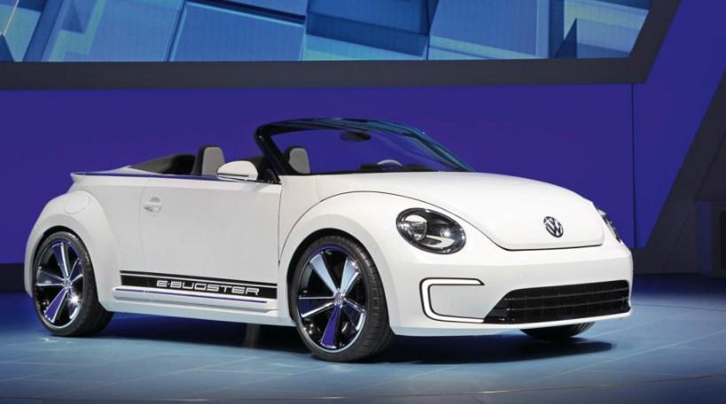2020 VW Beetle Convertible Exterior