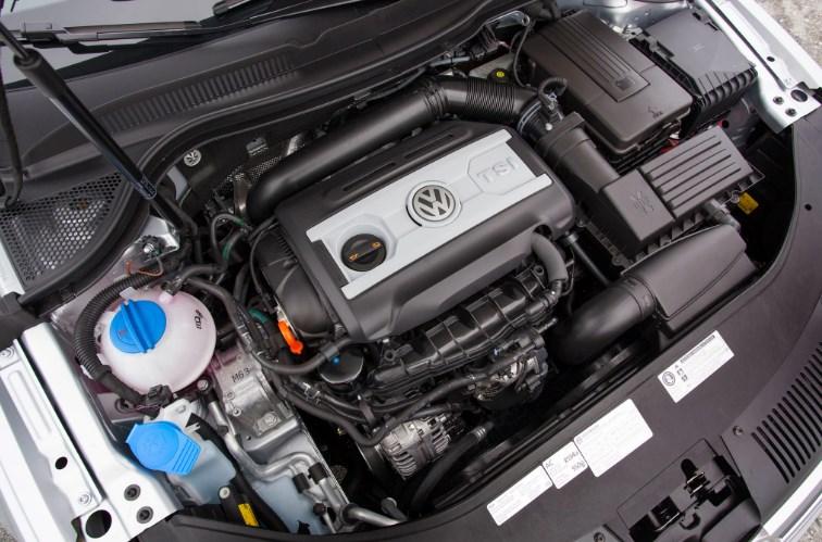 2020 VW CC Engine