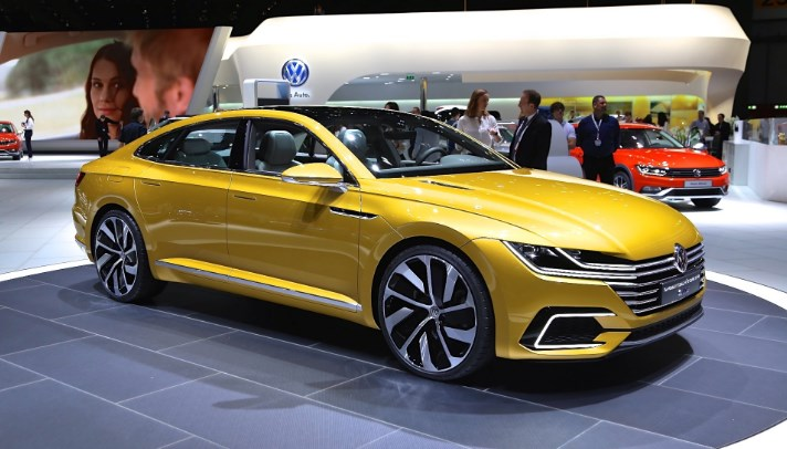 2020 VW CC Exterior