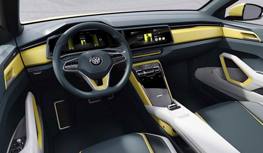 2020 VW Cabrio Interior