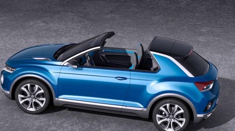 2020 VW Convertible Exterior