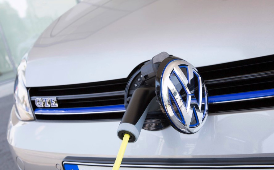 2020 VW Electric Engine