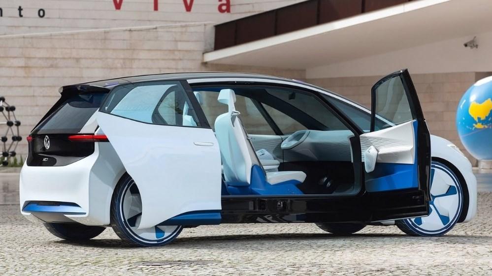 2020 VW Electric Exterior