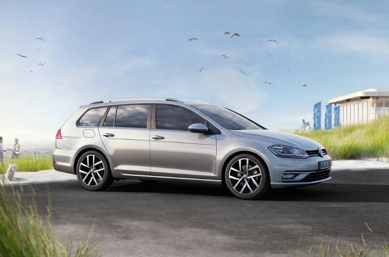 2020 VW Golf SportWagen Exterior