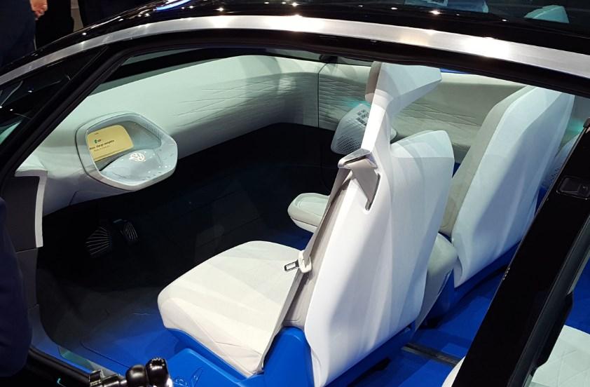2020 VW ID Interior