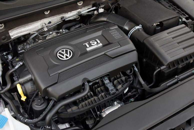 2020 VW R Engine