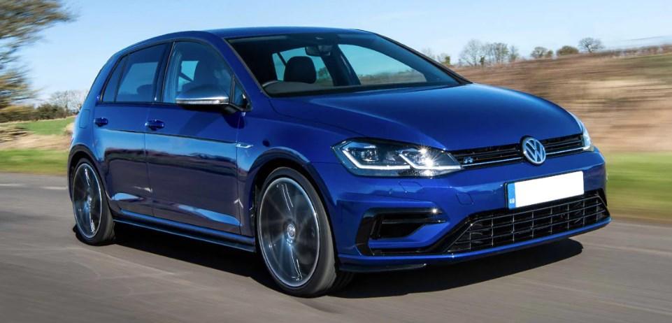 2020 VW R Exterior