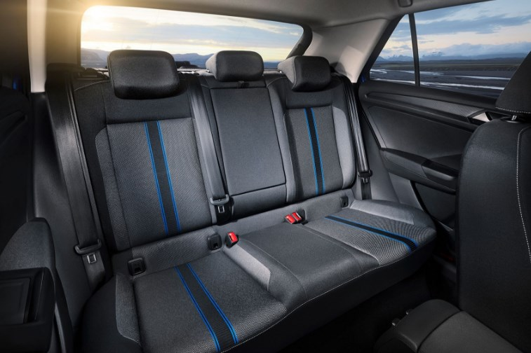 2020 VW SUV Interior