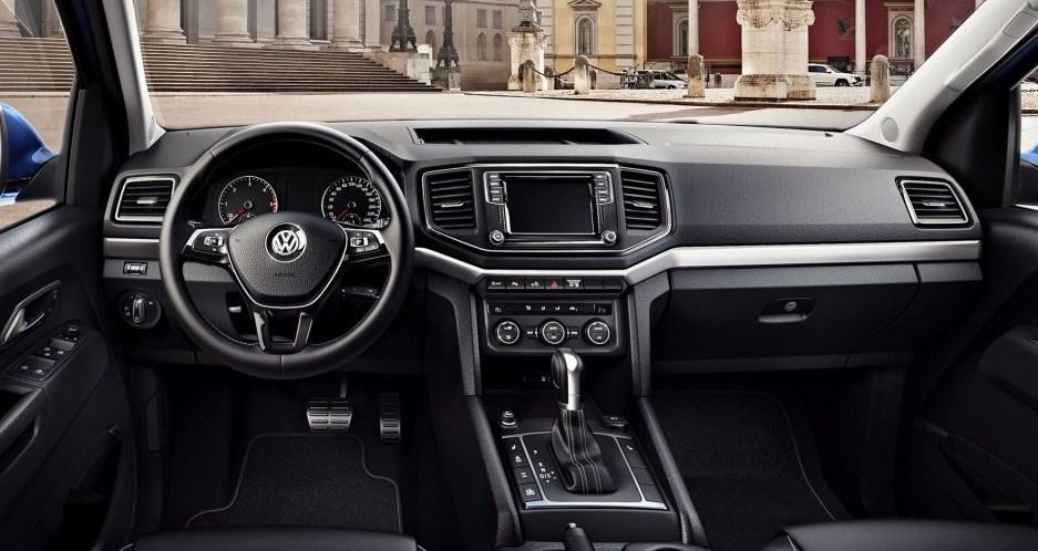2020 VW Sharan Interior