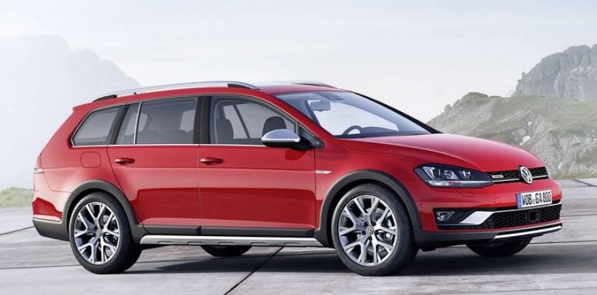 2020 VW Sportwagen Exterior
