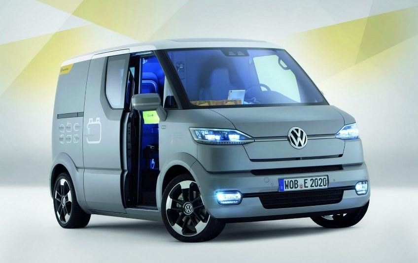 2020 VW Transporter Exterior