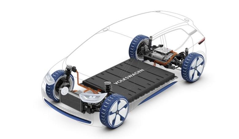 2020 Volkswagen I.D Engine