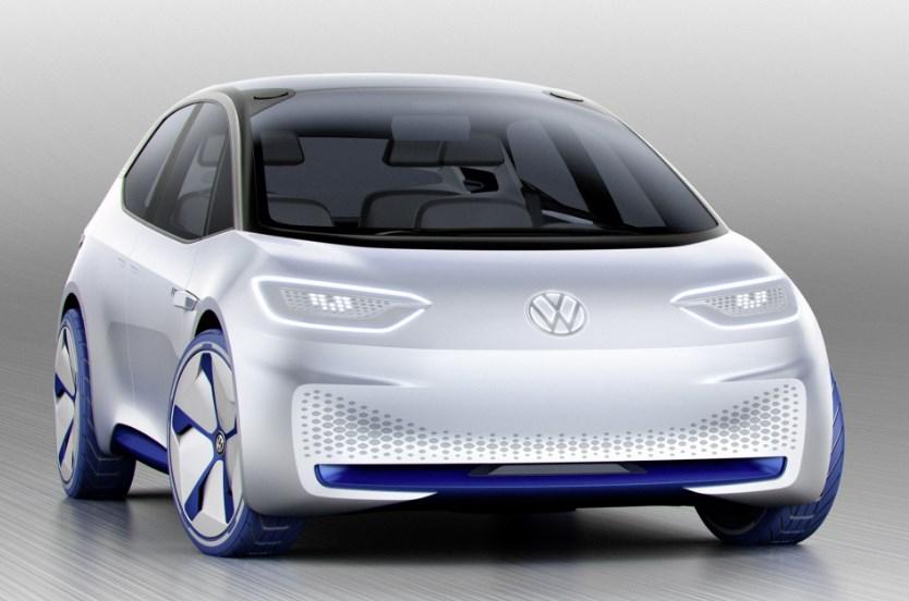 2020 Volkswagen I.D Exterior