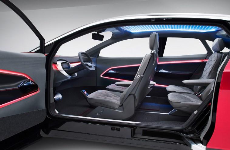 2020 Volkswagen I.D Interior