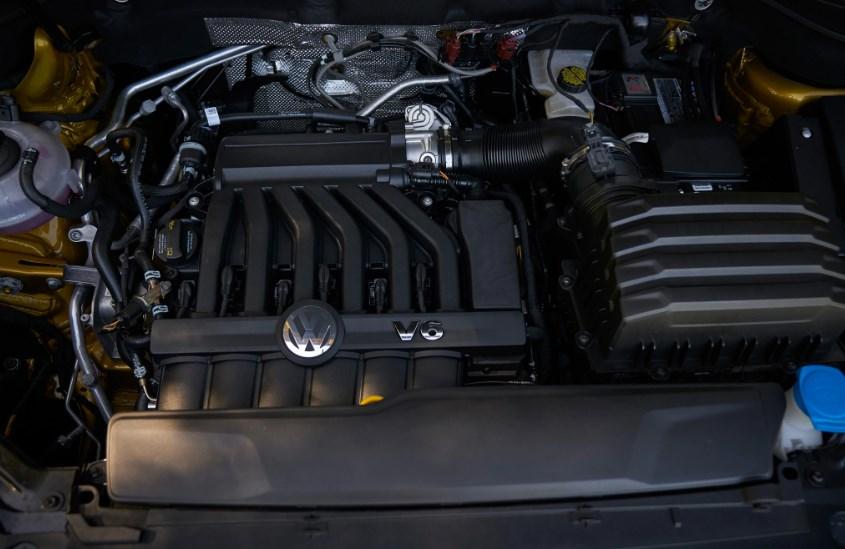 2020 Volkswagen Truck Engine