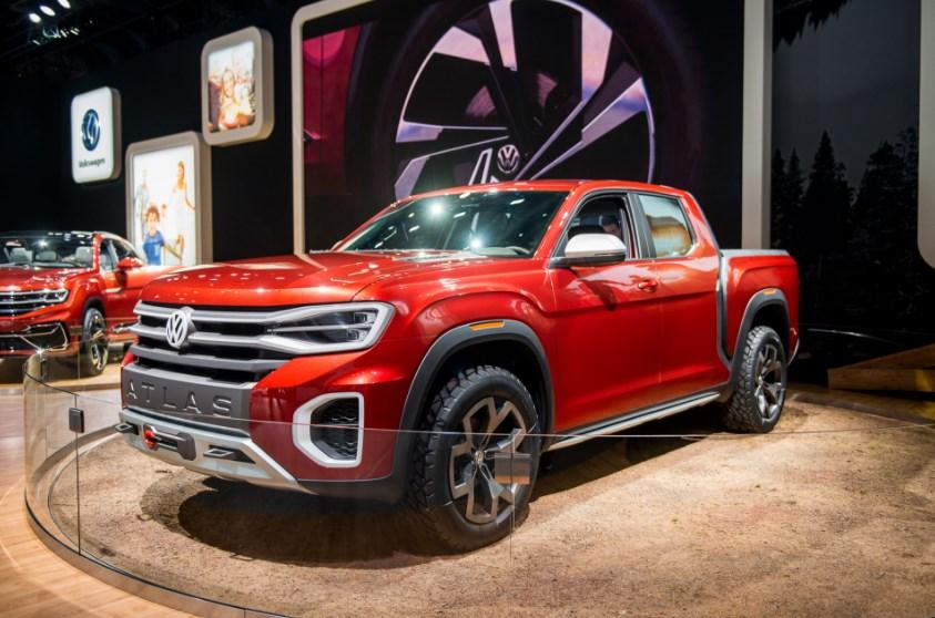 2020 Volkswagen Truck Exterior