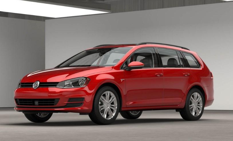 New 2020 VW Golf Exterior