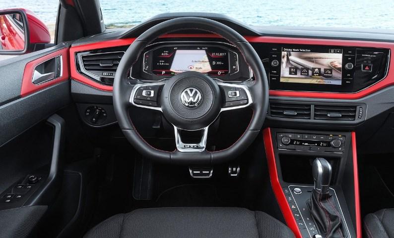 New 2020 VW Golf Interior