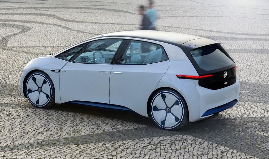 VW 2020 Elektro Exterior