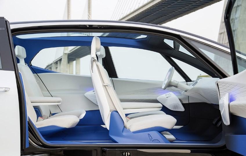 VW 2020 Elektro Interior
