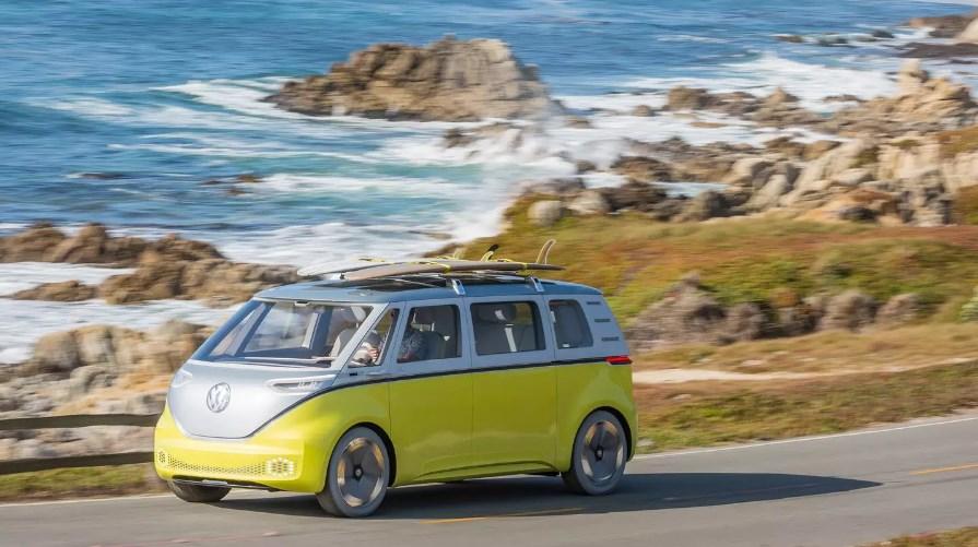VW Buzz 2020 Exterior